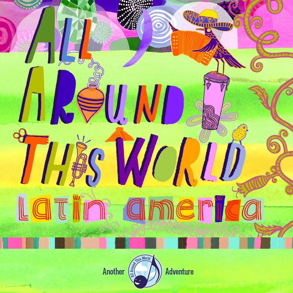 AATW Latin America CD