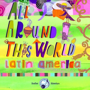 AATW Latin America CD front cover