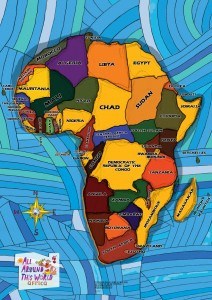 AATW--Africa non-muiscal map