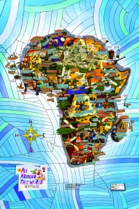 AATW--Africa Musical Map second draft 12-18-2013