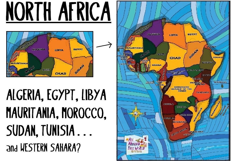 AATW--EE North Africa