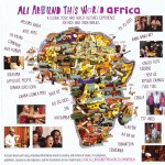 All Around This World--Africa Double CD Map insert