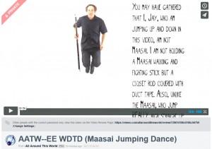 AATW--Maasai Jumping Dance