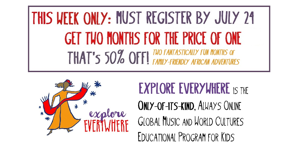 Explore Everywhere Special Offer July 2015 (facebook)