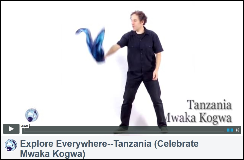 All Around This World--Tanzania (Celebrate Mwaka Kogwa)