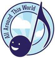 All Around This World Logo