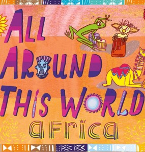 AATW--Africa CD cover by Sarajo (final--front for shop page)