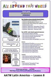 AATW--Latin America CLASSROOMS Lesson 8