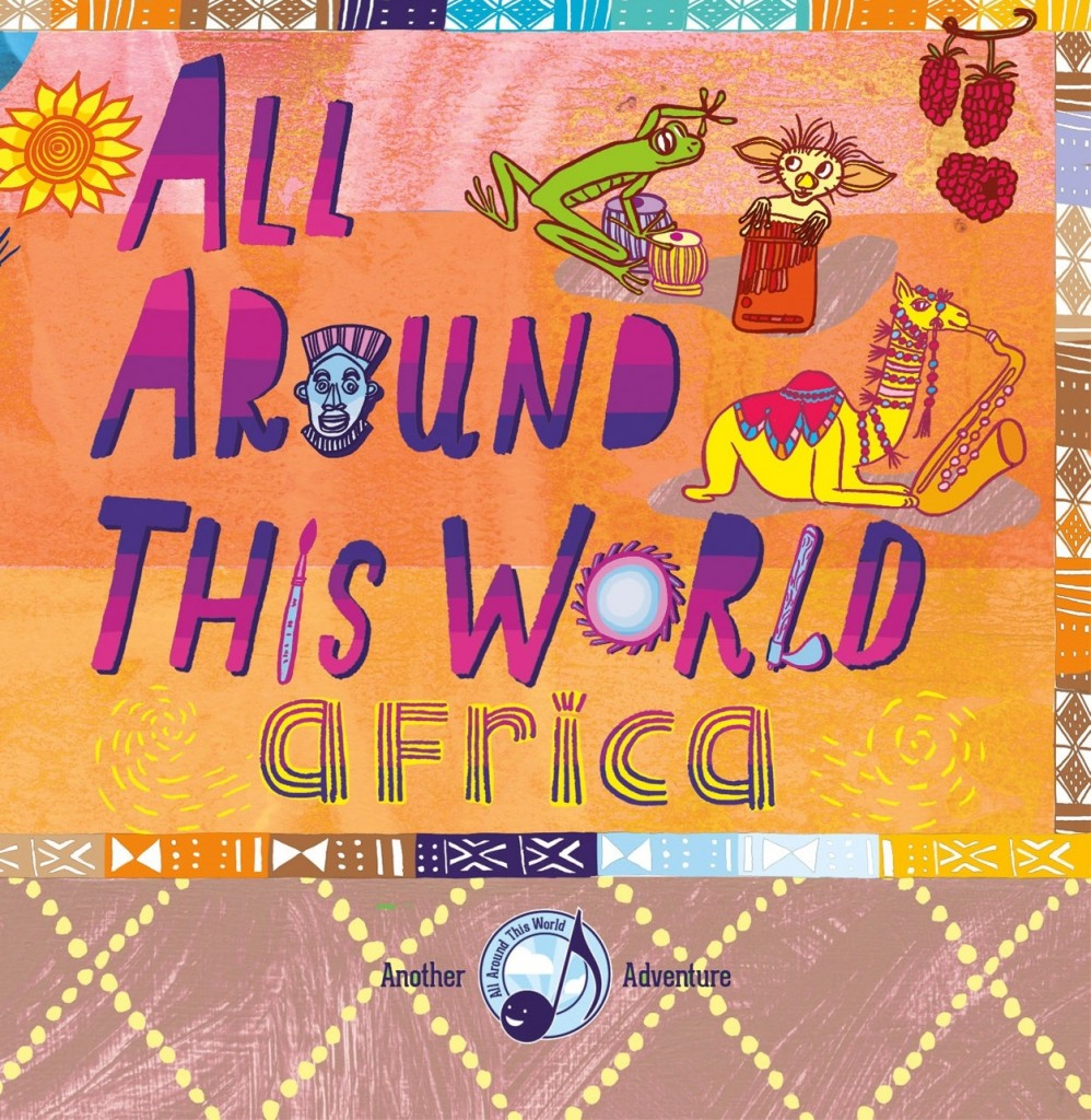 (draft) AATW--Africa CD front cover